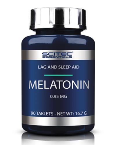 Восстановитель Scitec Melatonin 0.95, 90 таблеток