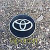 3D наклейка для дисков Toyota. 65мм ( Тойота )