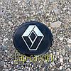 3D наклейка для дисков Renault. 65мм ( Рено )