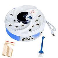 Ловушка для насекомых USB Electric Fly Trap MOSQUITOES | Электрическая ловушка для мух