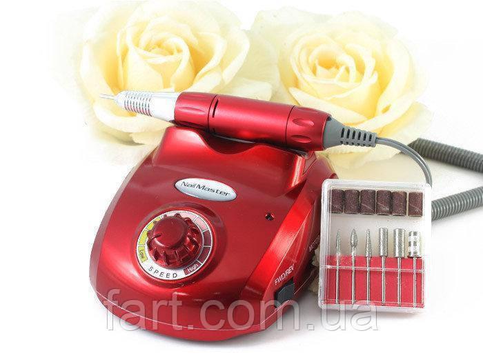 Машинка для педикюра Beauty nail 208