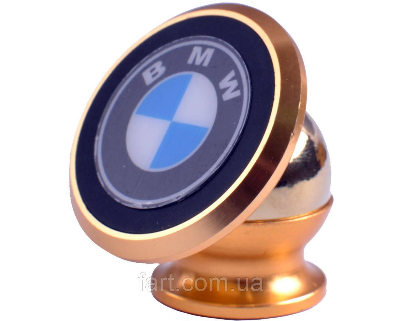 Подставка для телефона магнитная на торпеду Mixcolor+logo