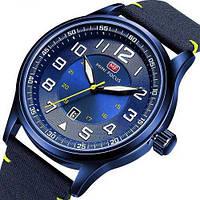 Мужские противоударные наручные часы Mini Focus MF0166G All Blue