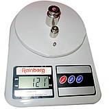 Электронные кухонные весы на 5 кг Rainberg RB-400, фото 3