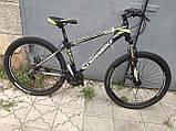 🚲Горный алюминиевый велосипед CROSS LEADER (Disk, моноблок, 21 speed); рама 15; колеса 26, фото 2