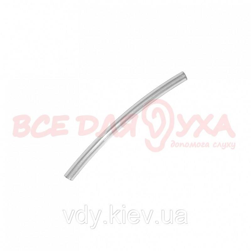 Трубка для ушных вкладышей прямая 2х3 мм, 5 см