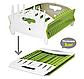 Органайзер для посуды Compact Dish Rack   Складная настольная сушилка для посуды, фото 3