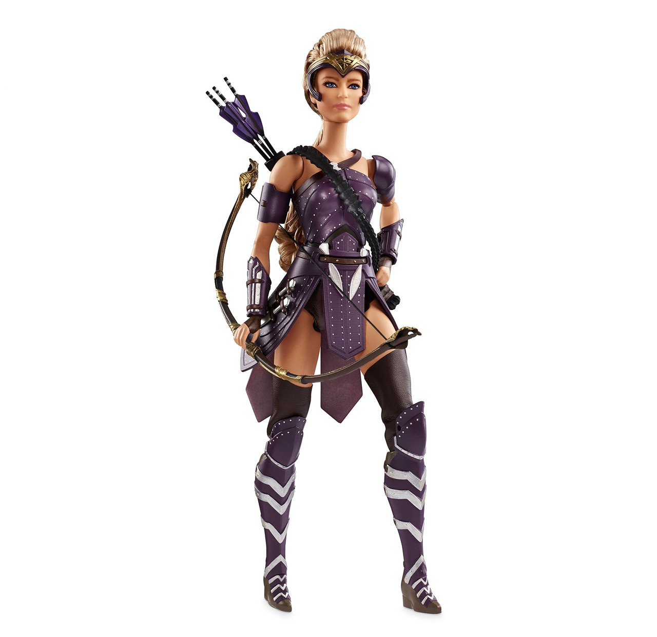 Барби Коллекционная кукла Антиопа Barbie Wonder Woman Antiope Doll