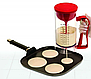 Универсальный миксер с дозатором Pancake MACHINE | Миксер дозатор механический, фото 6