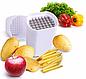 Устройство для нарезания картошки фри и овощей Lot de coupe legumes | Ручной слайсер, фото 4