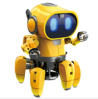 Игрушка-конструктор умный робот HG-715 | интерактивная игрушка