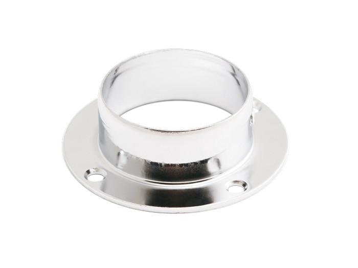 Фланец для полисистемы D= 50 мм ALVA хром