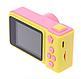 Детский цифровой фотоаппарат Smart Kids Camera V7 розовый   Детская цифровая камера, фото 3