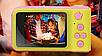 Детский цифровой фотоаппарат Smart Kids Camera V7 розовый   Детская цифровая камера, фото 6