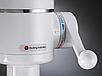 Проточный водонагреватель бойлер кран Delimano с нижним подключением w-60, фото 4
