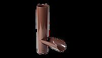 Отвод для сбора воды коричневый 130/100 Profil