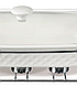 Марміт настільний керамічний MAESTRO MR-11459-73   страва з підігрівом на підставці Маестро, Маестро, фото 2