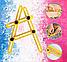 Профессиональная линейка ANGLER F58 | Строительная линейка для измерения углов, фото 2