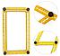 Профессиональная линейка ANGLER F58 | Строительная линейка для измерения углов, фото 7