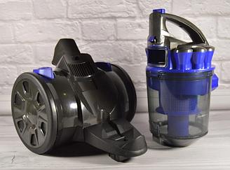 Контейнерный пылесос GRANT GT-1605 3000 Watt без мешка синий