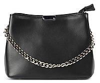 Женская кожаная маленькая сумочка art. 1428 Турция, фото 1