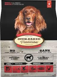 Корм Oven Baked Tradition для собак з ягням   Oven Baked Tradition Dog Adult All Breed Lamb 2,27 кг