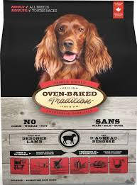 Корм Oven Baked Tradition для собак з ягням   Oven Baked Tradition Dog Adult All Breed Lamb 2,27 кг, фото 2