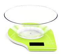 Кухонные электронные весы Maestro MR-1800 (от 1 г до 5 кг) | весы с чашей Маэстро | весы для кухни Маестро