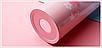 Термос из нержавеющей стали Benson BN-083 (350 мл) розово-голубой | термочашка Бенсон | термокружка, фото 7