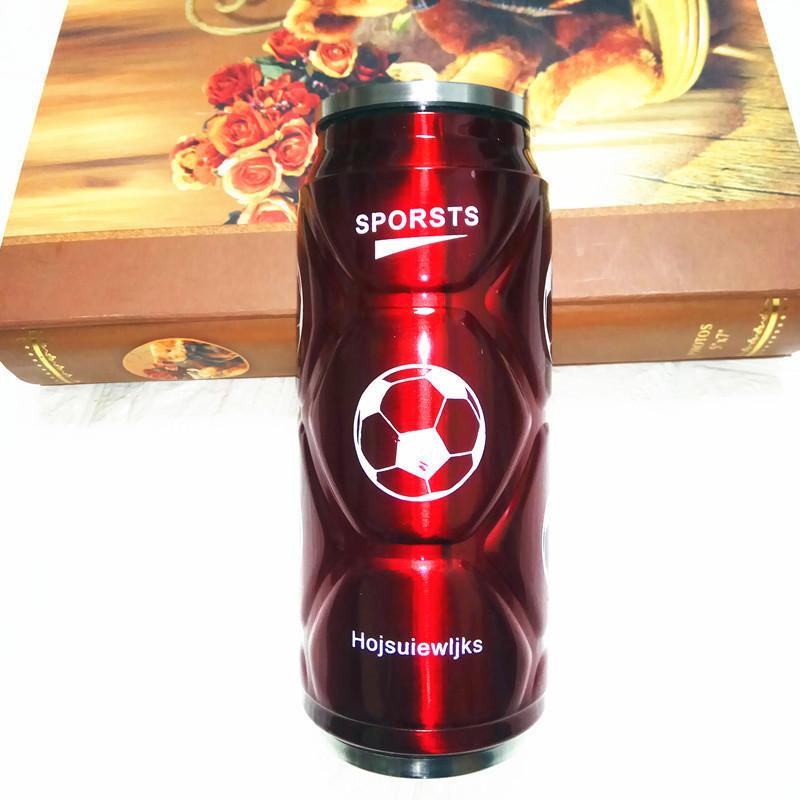 Термокружка из нержавеющей стали Benson BN-282 (500 мл) красная | термочашка Бенсон | термос Бэнсон