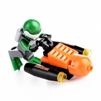 IM469 Конструктор водолазы гидроцикл