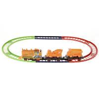 IM60A1 Железная дорога строители для детей