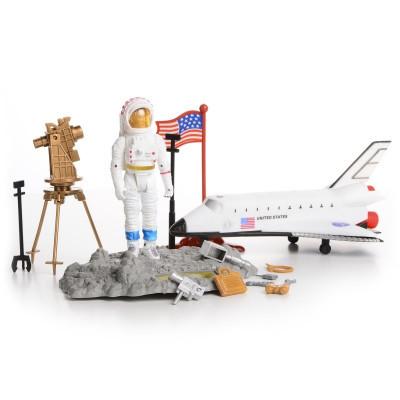 IM66C2 КосмическийНабор шаттл космонавт