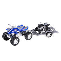 IM84C1 Квадроцикл с прицепом для детей