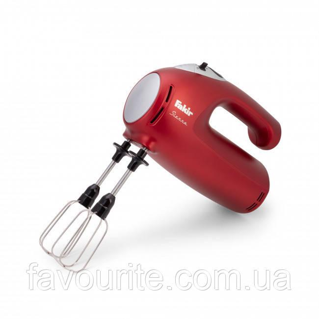 Ручной миксер Fakir Sierra , красный - 425 Вт