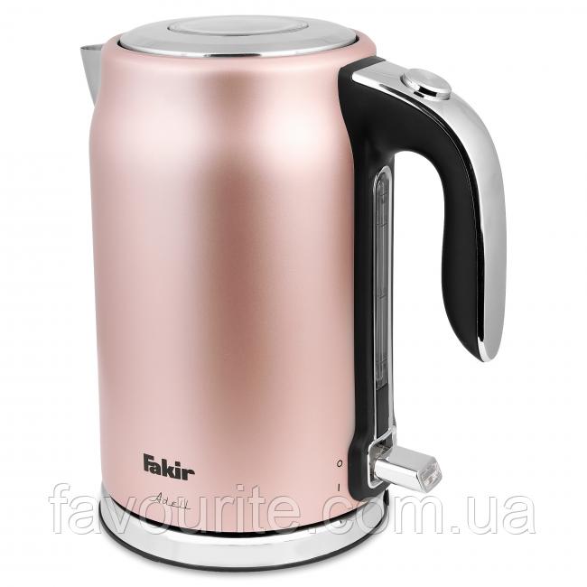 Чайник Fakir Adell, розовый - 2200 Вт