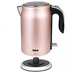 Чайник Fakir Adell, розовый - 2200 Вт, фото 3