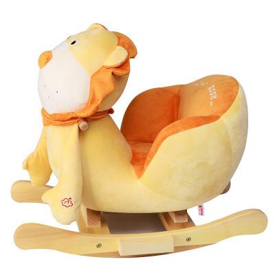 IS1 Кресло-качалка лев
