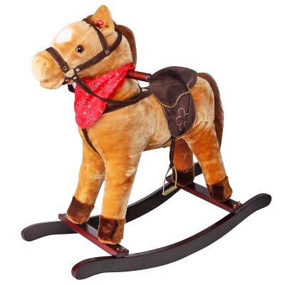 IS4 Кресло-качалка лошадка