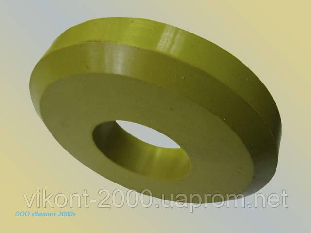 Резиновый прижимной ролик для моечной линии Metall Glas Ltd (Венгрия) - ООО «Виконт 2000» в Днепре