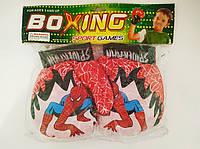 Рукавички боксерські Спайдер