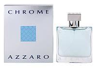 Мужская туалетная вода Azzaro Chrome 100 мл (прохладный, гармоничный, свежий, легкий аромат), фото 1