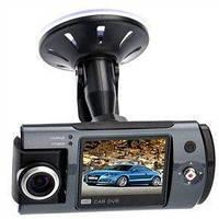 Автомобильный видеорегистратор Full HD DVR R280 / авторегистратор / регистратор авто