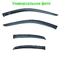 Дефлектори вікон Hic на Mercedes ML-klasse W 164 2006-2011р., 4шт. (передні + задні)