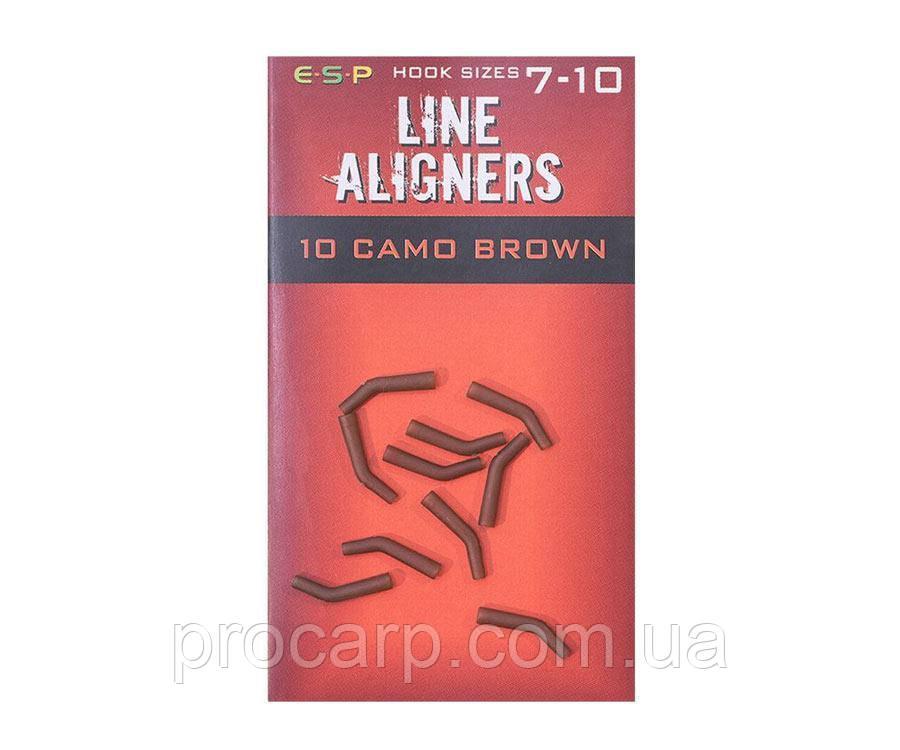 Адаптер крючка Esp Line Aligner Brown №7-10