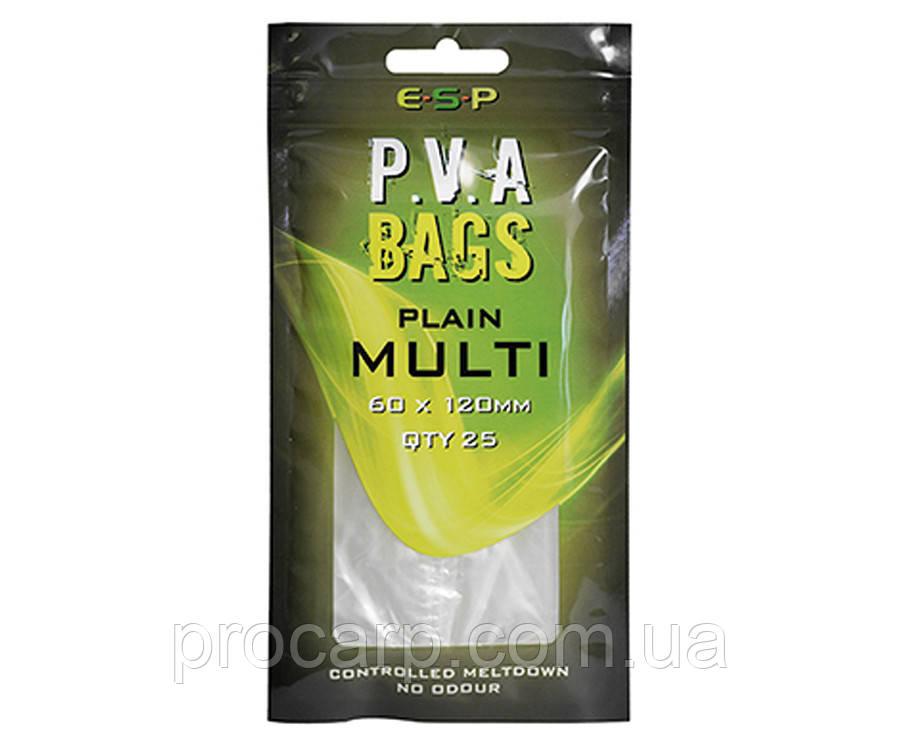 ПВА-пакет ESP PVA Bags Mk2 Plain Multi