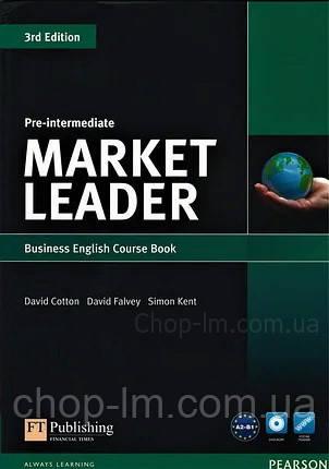 Учебник Market Leader (3rd Edition) Pre-Intermediate Course Book + DVD-ROM, фото 2