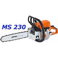 Бензопила STIHL MS 230 потужністю 2,0 кВт