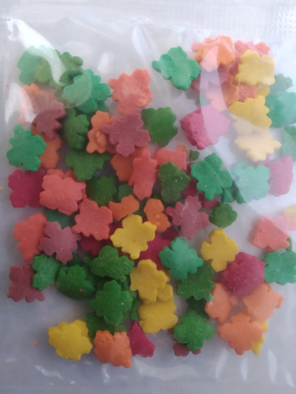 Посыпка разноцветная