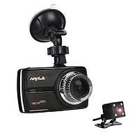 Автомобильный видеорегистратор Anytek G66 / авторегистратор / регистратор авто